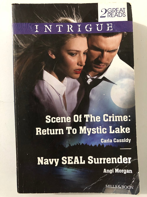 Intrigue by Carla Cassidy and Angi Morgan