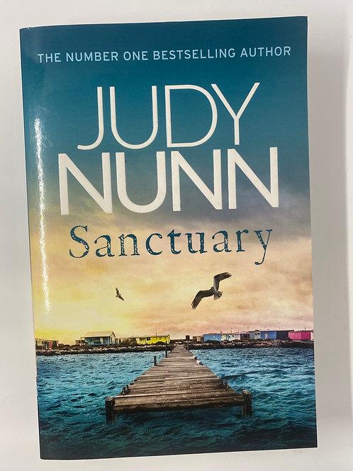 Sanctuary by Judy Nunn