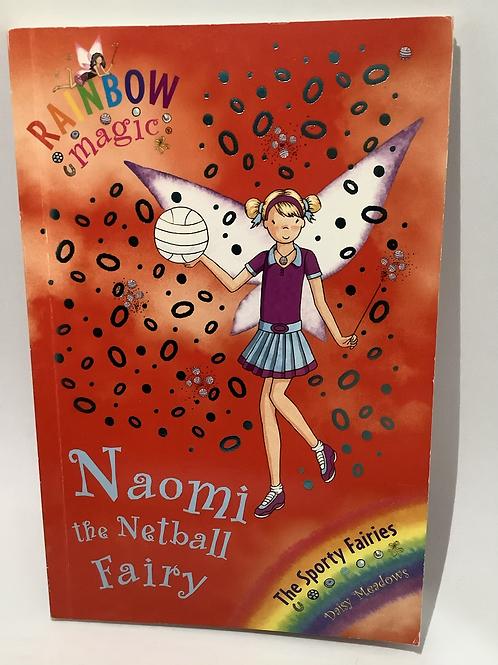 Naomi the Netball Fairy by Daisy Meadows