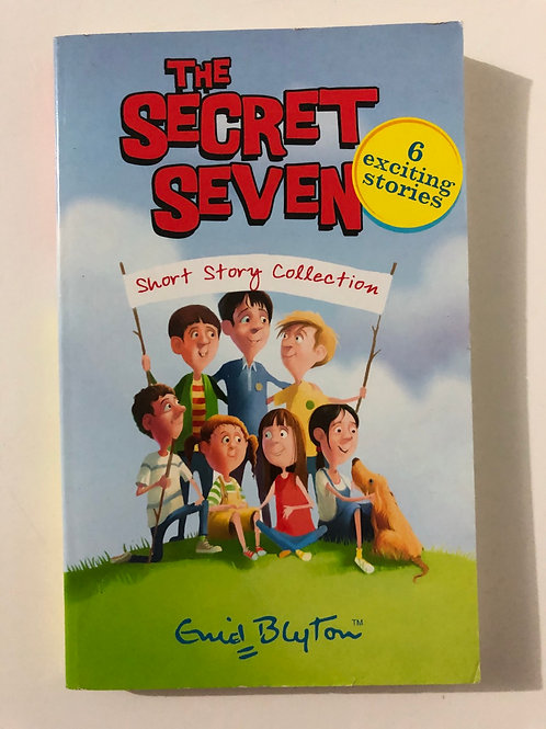 The Secret Seven Short Story Collection by Enid Blyton