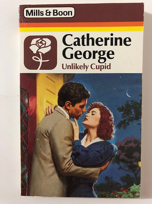 Unlikely Cupid by Catherine George