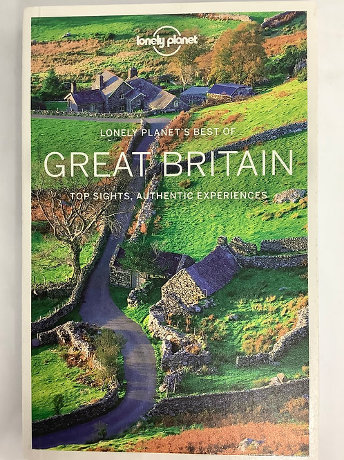 The Lonely Planet's Best of Great Britain
