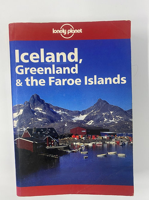 Iceland, Greenland & The Faroe Islands (Lonely Planet)