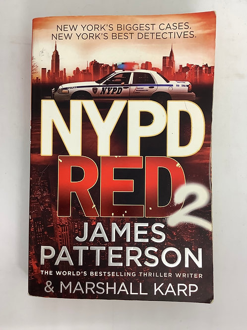 NYPD Red 2 by James Patterson & Marshall Karp