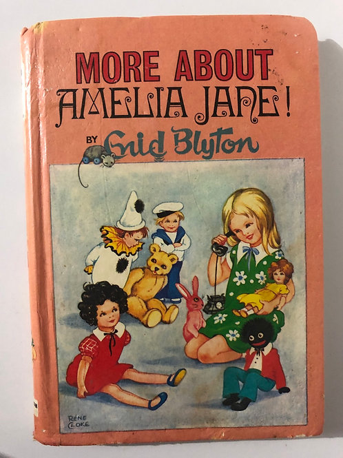 More About Amelia Jane! By Enid Blyton