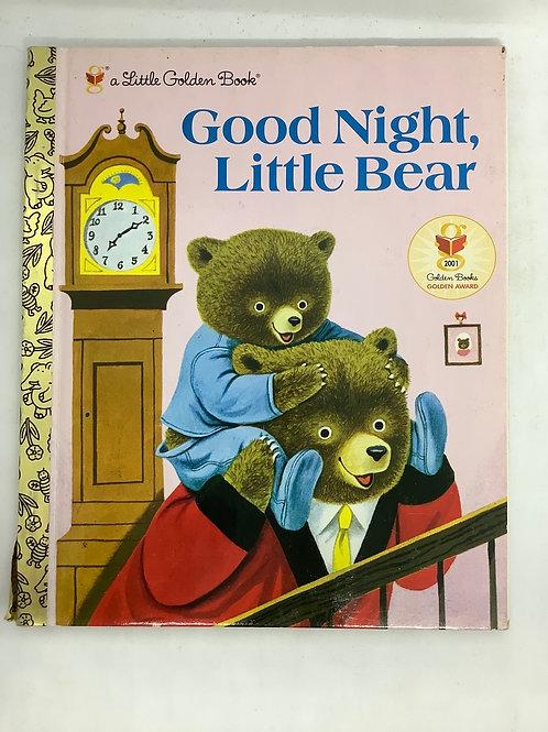 A Little Golden Book - Good Nigt, Little Bear