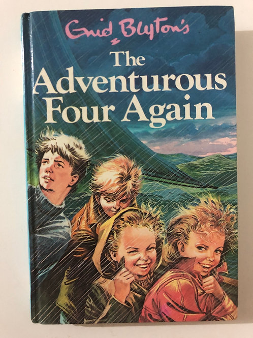 The Adventurous Four Again by Enid Blyton