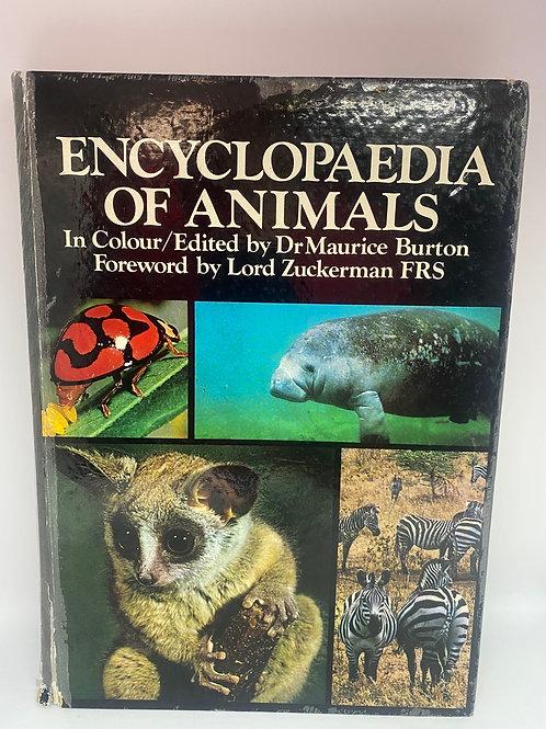 Encyclopaedia of Animals - Dr Maurice Burton