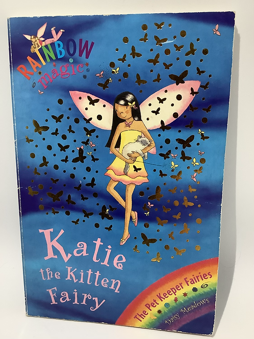Katie the Kitten Fairy by Daisy Meadows