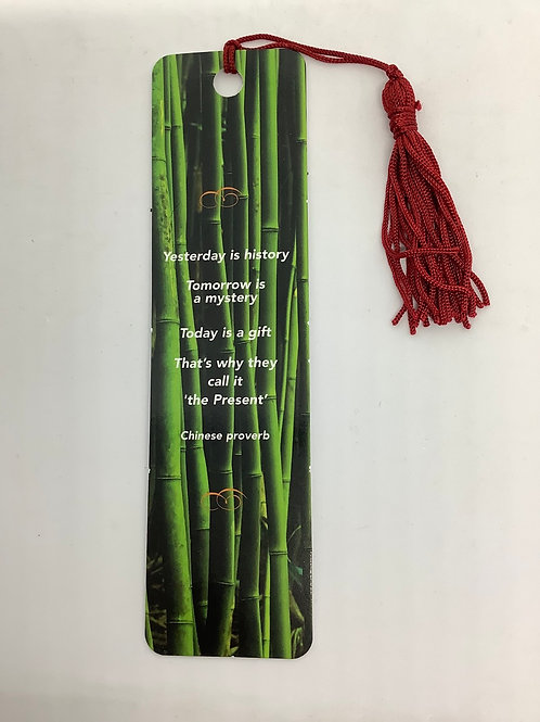 Bookmark - Chinese Proverb
