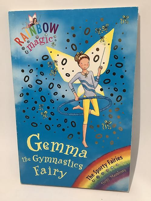 Gemma the Gymnastics Fairy by Daisy Meadows