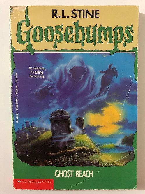 Ghost Beach by R.L. Stine (Goosebumps 22)