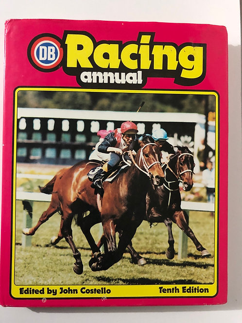 Racing Annual Tenth Edition by John Costello