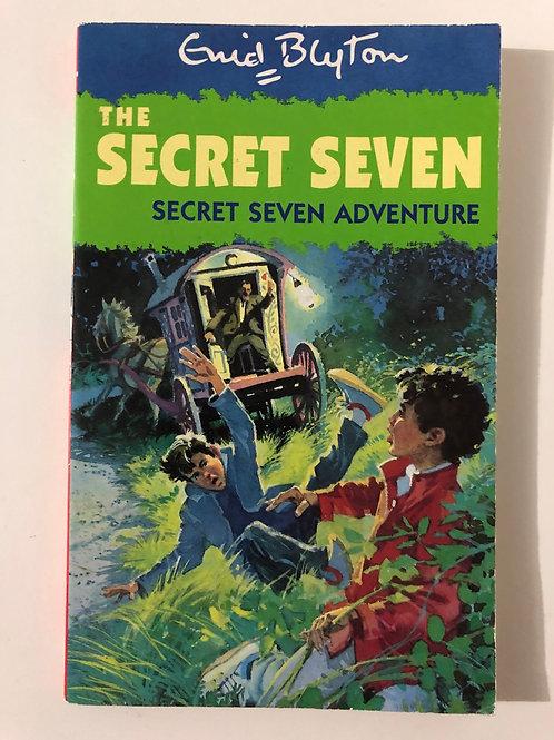 Secret Seven Adventure by Enid Blyton (The Secret Seven)
