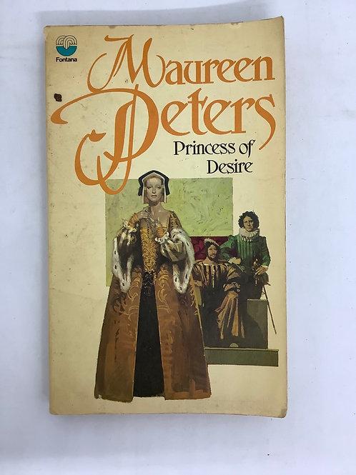 Princess of Desire by Maureen Peters