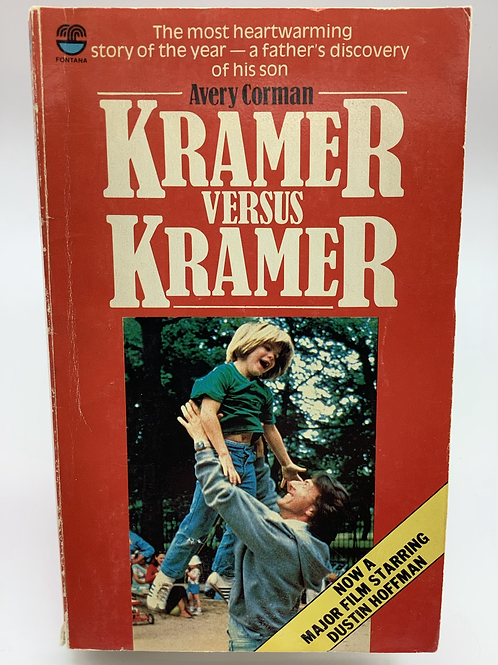 Kramer Versus Kramer by Avery Corman