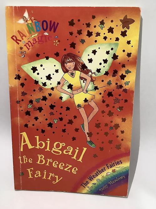 Abigail the Breeze Fairy by Daisy Meadows