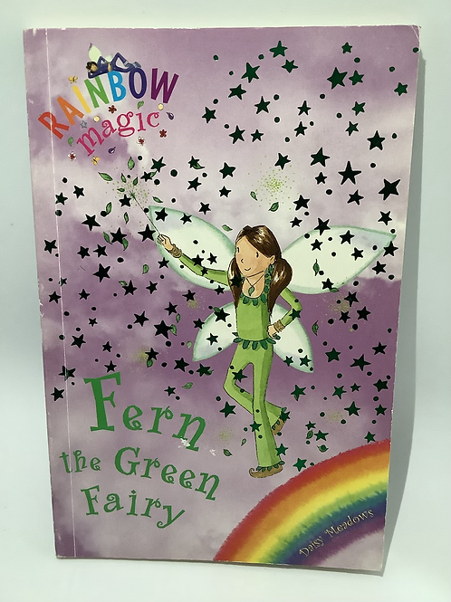 Fern the Green Fairy by Daisy Meadows