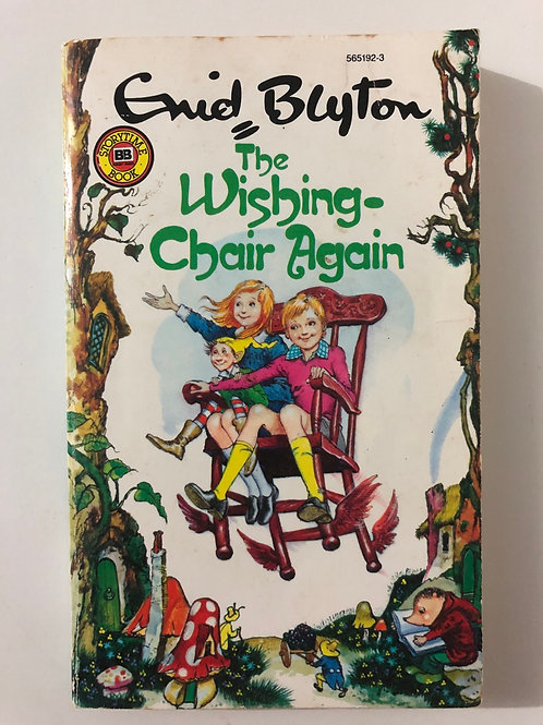The Wishing-Chair Again by Enid Blyton (The Magic Faraway Tree Series)