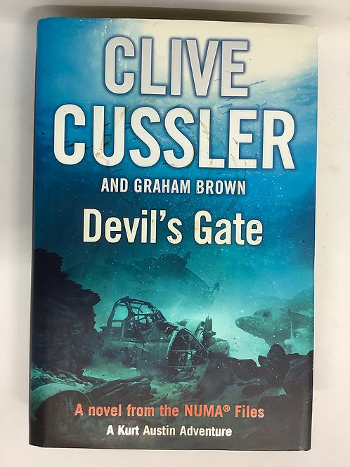 Devil's Gaate by Clive Custer and Graham Brown