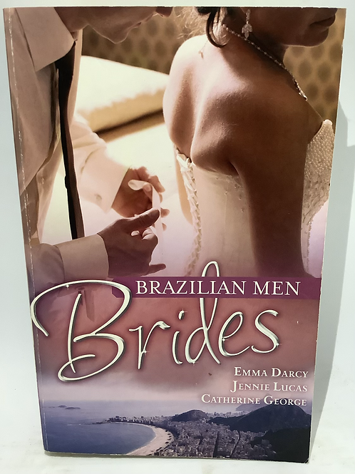 Brazilian Men Brides (3-in-1) Harlequin