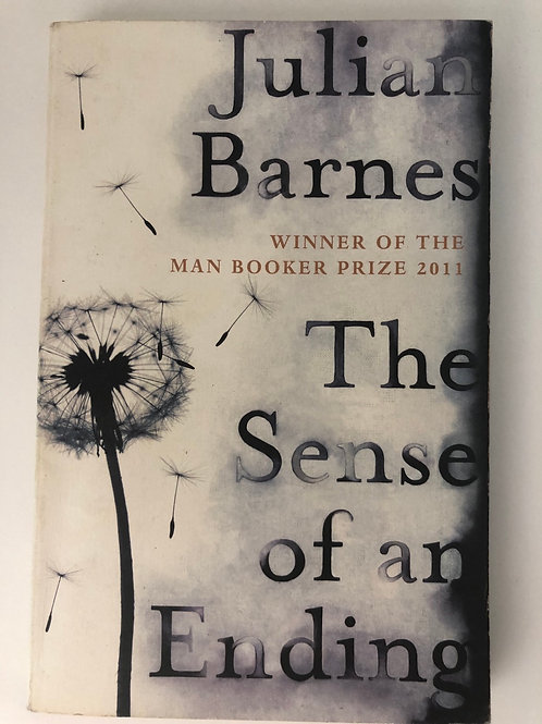 The Sense of an Ending byJulian Barnes
