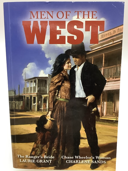 Men of the West (2-in-1) by Laurie Grant & Charlene Sands