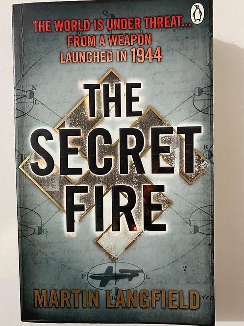 The Secret Fire by Martin Langfield