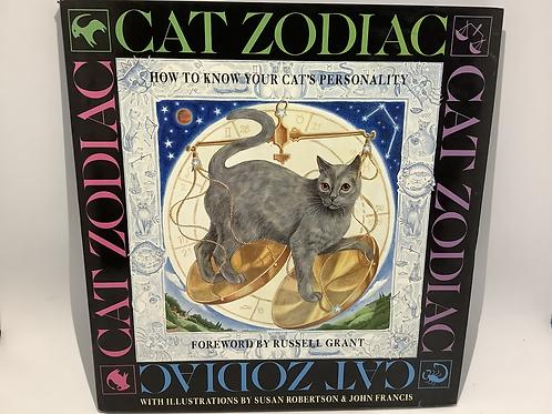 Cat Zodiac with Illustrations by Susan Robertson & John Francis