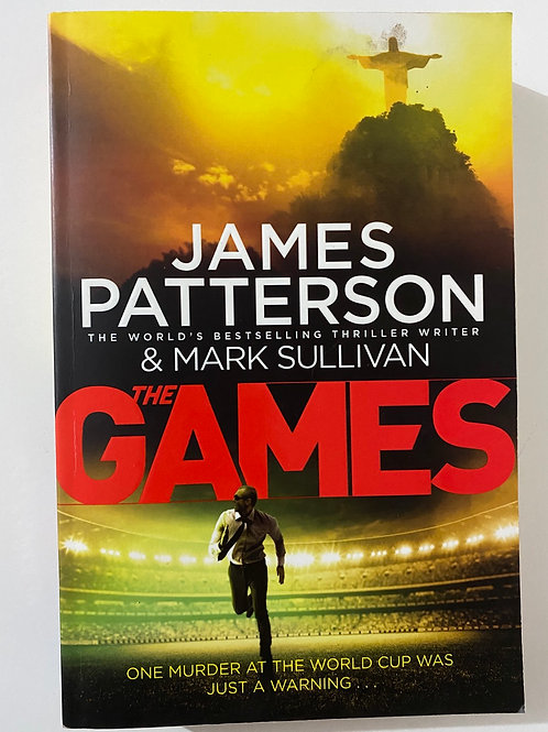 The Games by James Patterson & Mark Sullivan