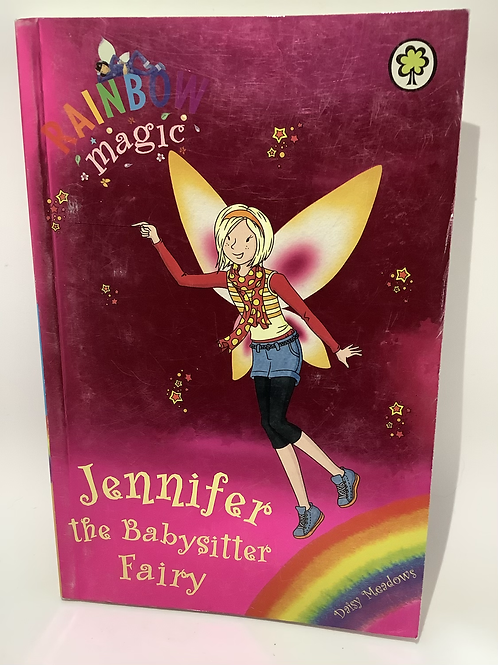 Jennifer the Babysitter Fairy by Daisy Meadows