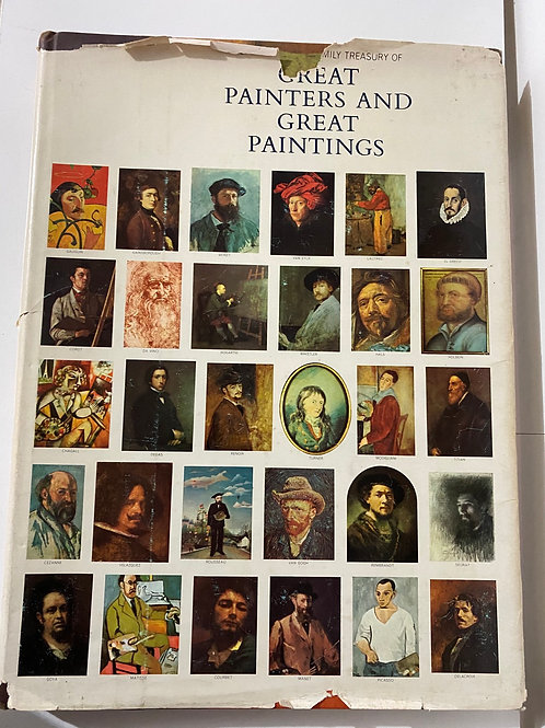Great Painters and Great Paintings