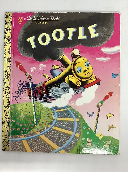 A Little Golden Book - Tootle