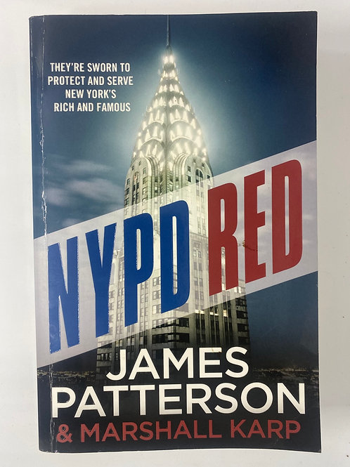 NYPD Red by James Patterson & Marshall Karp