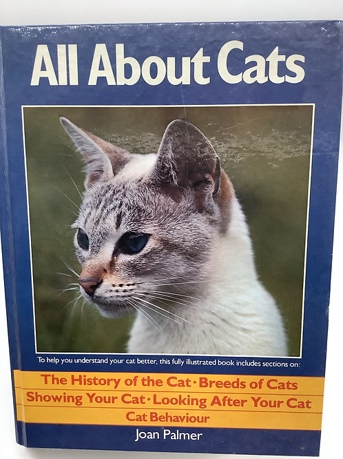 All About Cats by Joan Palmer