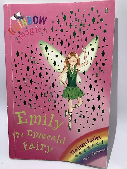 Emily the Emerald Fairy by Daisy Meadows