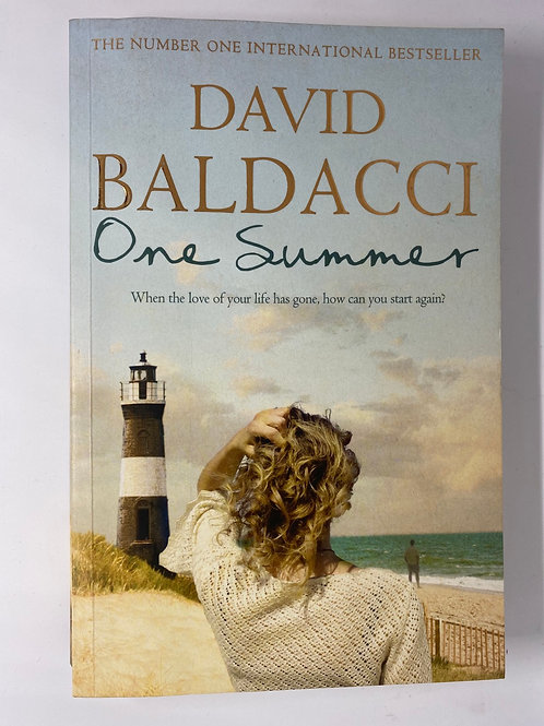 One Summer by David Baldacci