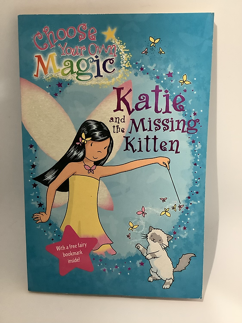 Katie and the Missing Kitten by Daisy Meadows