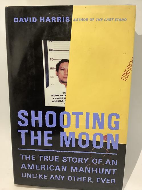 Shooting the Moon by David Harris