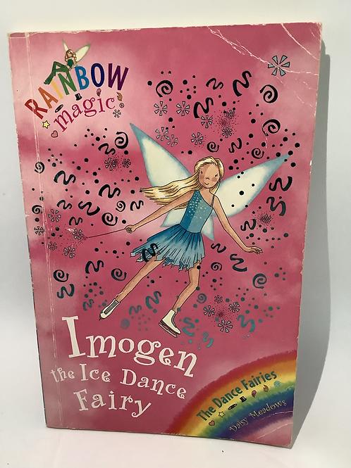 Imogen the Ice Dance Fairy by Daisy Meadows