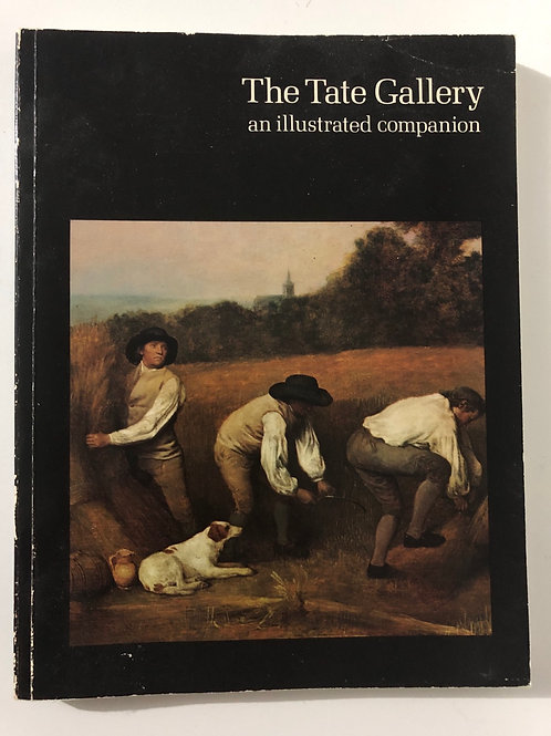 The Tate Gallery: an illustrated companion