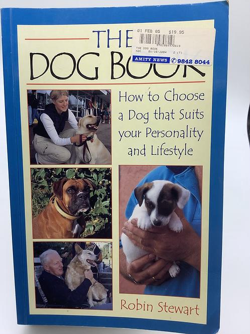 The Dog Book by Robin Stewart