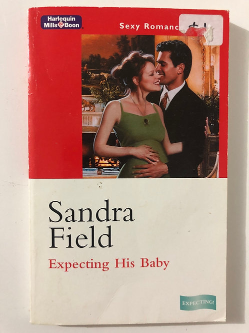 Expecting His Baby by Sandra Field