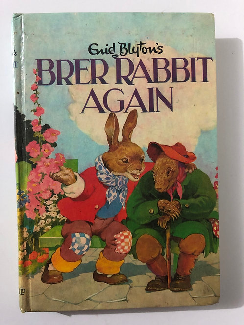 Brer Rabbit Again by Enid Blyton