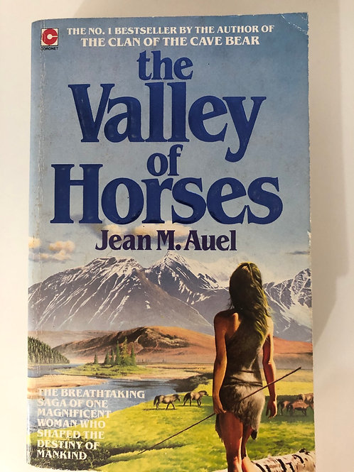 The Valley of Horses by Jean M. Auel (Earth's Children)