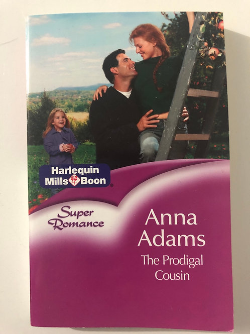 The Prodigal Cousin by Anna Adams