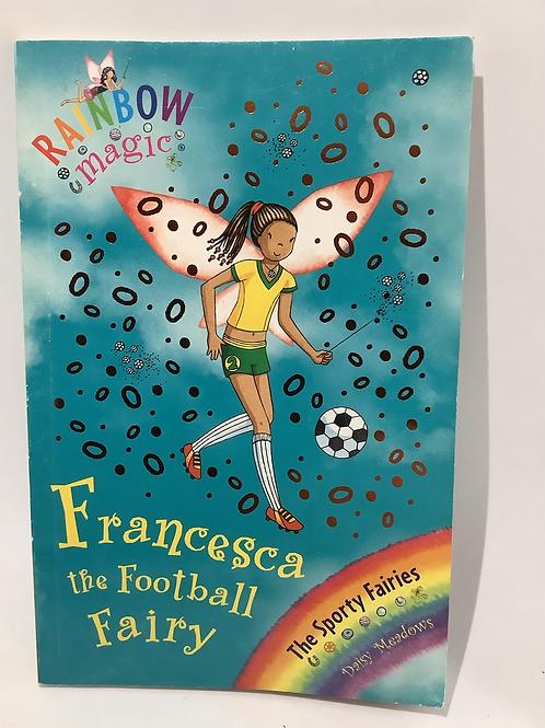 Francesca the Football Fairy by Daisy Meadows
