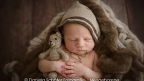 Maximilian | 5 Tage jung | natürliche Neugeborenenfotos