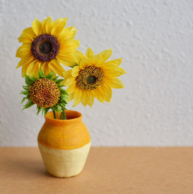 van gogh sunflowers, 2015