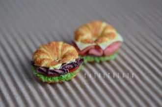 croissant sandwiches, 2014